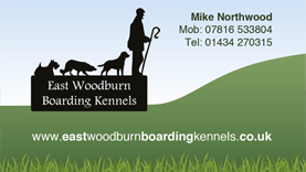 Eastwoodburn boarding kennels
